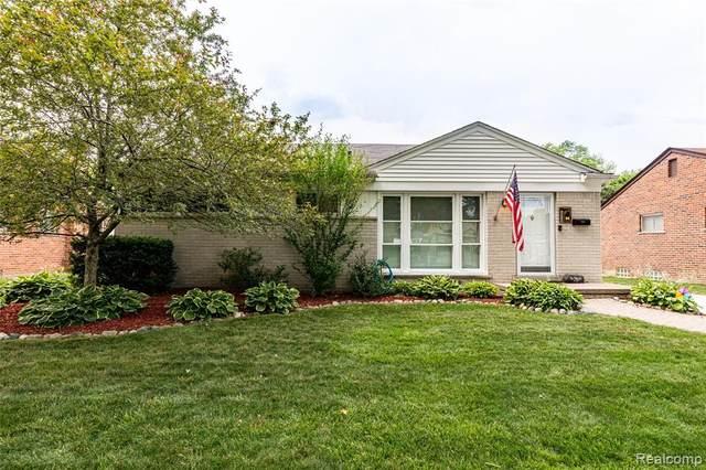 31240 Westfield Street, Livonia, MI 48150 (#2200052173) :: GK Real Estate Team