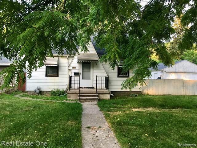6330 Memorial Avenue, Detroit, MI 48228 (#2200052267) :: RE/MAX Nexus