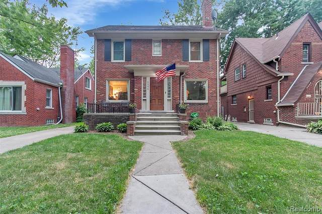 5245 Yorkshire Road, Detroit, MI 48224 (#2200052287) :: The BK Agency