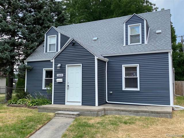 11610 Cardwell Street, Livonia, MI 48150 (#2200052339) :: GK Real Estate Team