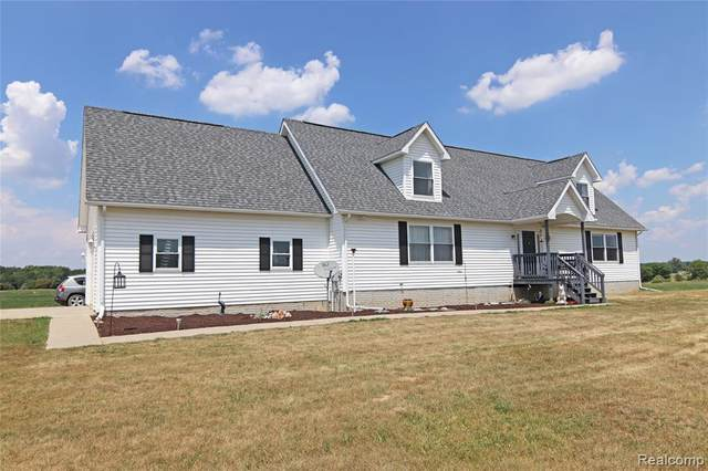 9927 Carlas Pride, Burns Twp, MI 48429 (#2200052357) :: Alan Brown Group