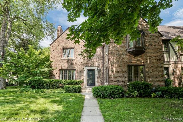 17107 Maumee Avenue, Grosse Pointe, MI 48230 (#2200052392) :: The Mulvihill Group