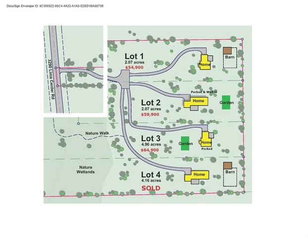 3294 N Lima Center Road, Dexter, MI 48130 (#543274624) :: Duneske Real Estate Advisors