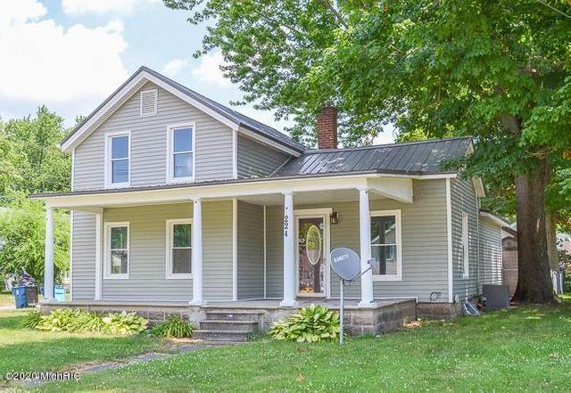 224 Marshall St, COLDWATER CITY, MI 49036 (MLS #62020026217) :: The Toth Team