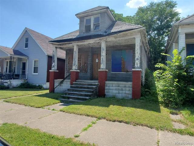 13155 Mackay Street, Detroit, MI 48212 (#2200052503) :: The Merrie Johnson Team