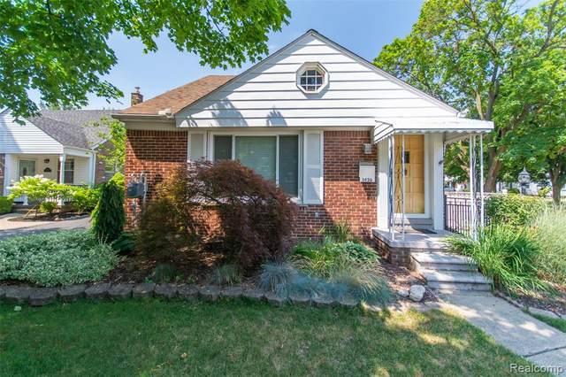 1426 Penniman Avenue, Plymouth, MI 48170 (#2200052520) :: GK Real Estate Team