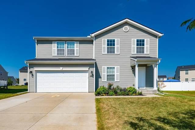 8336 Crab Apple Trail, Lima Twp, MI 48130 (#543274231) :: Duneske Real Estate Advisors