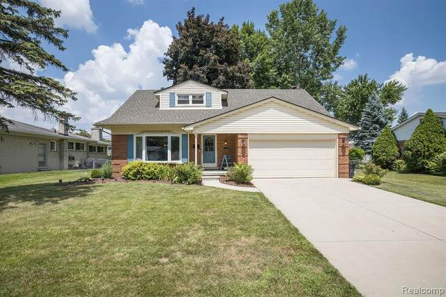 34636 Wood Street, Livonia, MI 48154 (#2200052671) :: Alan Brown Group