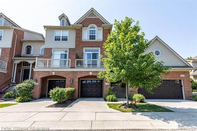 37637 Newburgh Park Circle, Livonia, MI 48152 (#2200052703) :: GK Real Estate Team