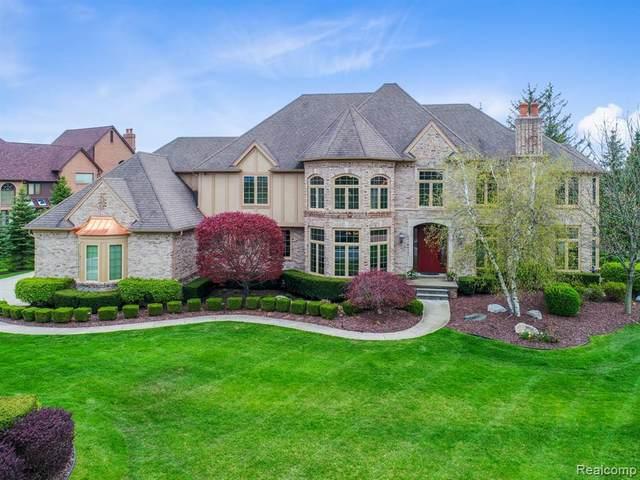 5779 Murfield Drive, Oakland Twp, MI 48306 (#2200052746) :: GK Real Estate Team
