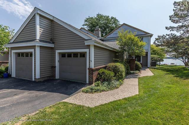 6300 W Lake Drive, Meridian Charter Twp, MI 48840 (#630000247569) :: Alan Brown Group
