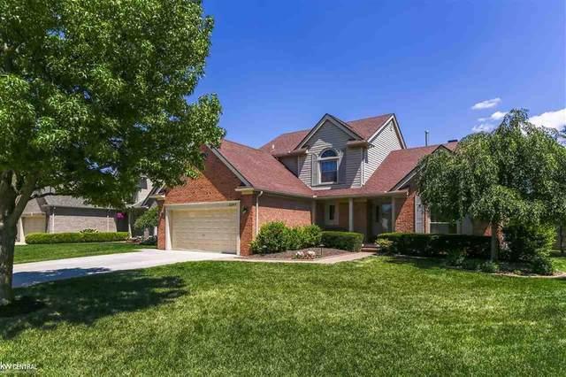 3247 Primrose, Rochester Hills, MI 48307 (#58050016873) :: The Alex Nugent Team | Real Estate One
