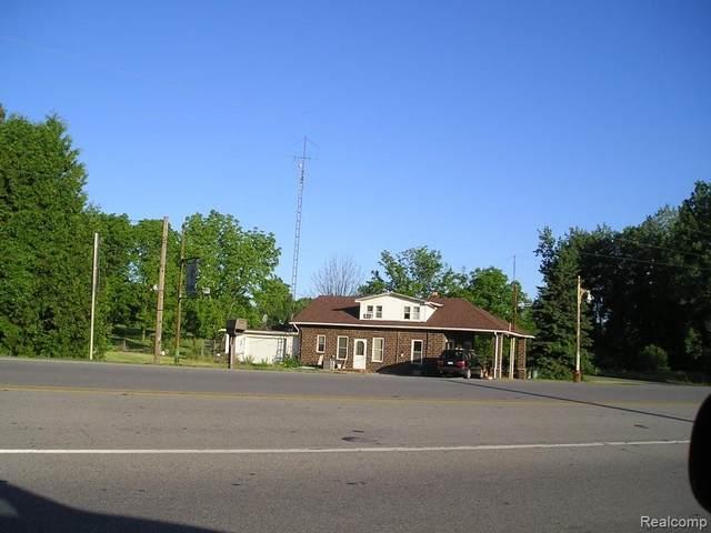 997 N Van Dyke Road N, Imlay Twp, MI 48444 (#2200052840) :: BestMichiganHouses.com