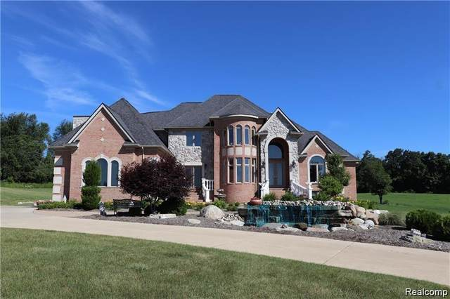 5368 Victorian, Dryden Twp, MI 48428 (#2200052850) :: Alan Brown Group