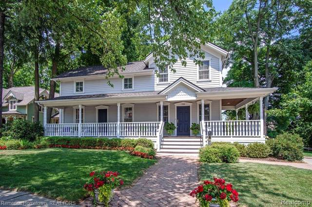 116 Randolph Street, Northville, MI 48167 (#2200052889) :: Duneske Real Estate Advisors