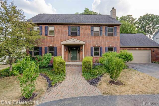 6488 Orion Road, Rochester Hills, MI 48306 (#2200052911) :: RE/MAX Nexus