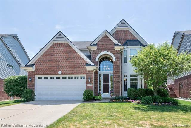 50141 Venice Court, Northville Twp, MI 48168 (#2200052951) :: Alan Brown Group