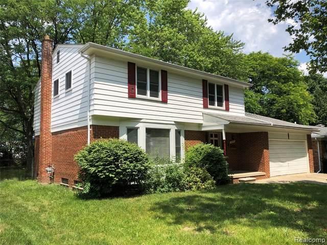 1670 Nantucket Road, Plymouth, MI 48170 (#2200052965) :: GK Real Estate Team