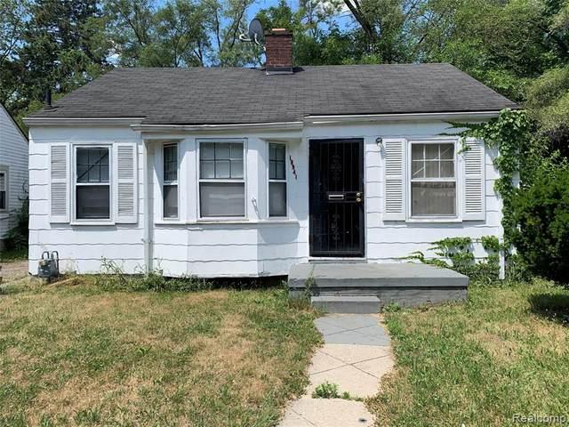 19941 Rosemont Avenue, Detroit, MI 48219 (#2200053003) :: GK Real Estate Team