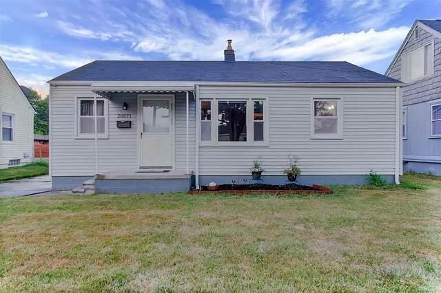 28671 Melvin Street, Roseville, MI 48066 (#58050016935) :: GK Real Estate Team