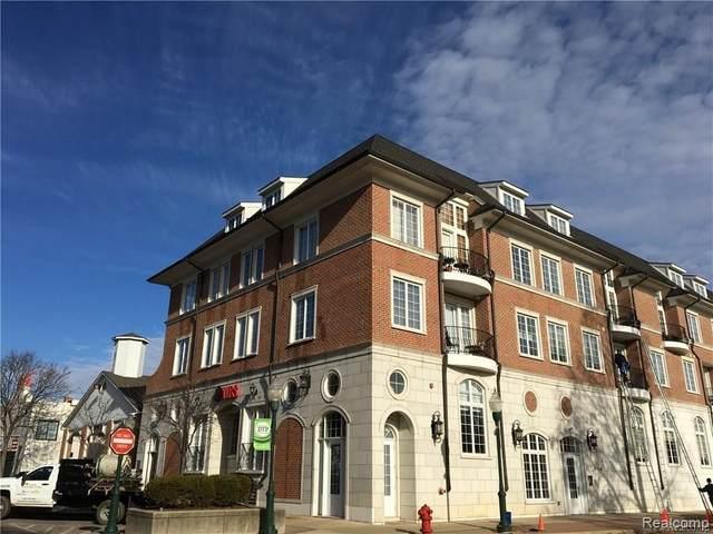 730 Penniman Ave Apt 205, Plymouth, MI 48170 (#2200053030) :: GK Real Estate Team