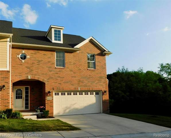14145 Terrace Court, Plymouth Twp, MI 48170 (#2200053032) :: GK Real Estate Team