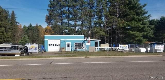 27795 Us Highway 41, Spurr Twp, MI 49861 (MLS #2200053102) :: The John Wentworth Group
