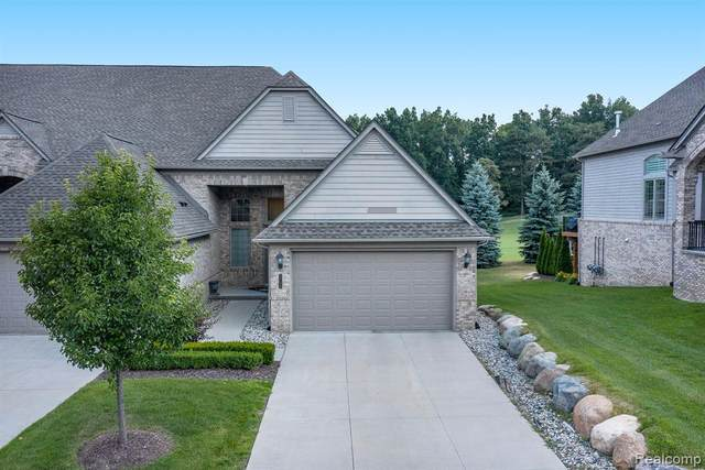 5756 KNOB HILL CIR Knob Hill Circle #39, Independence Twp, MI 48348 (#2200053174) :: GK Real Estate Team