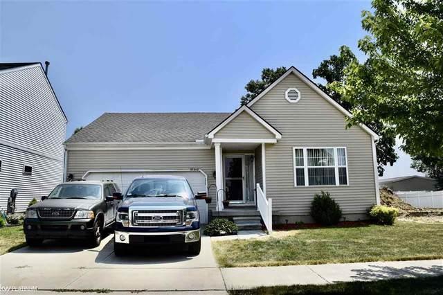 57542 Rosecrest #199, New Haven, MI 48048 (#58050017005) :: GK Real Estate Team
