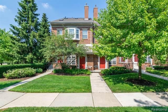 1539 Chesapeake, Royal Oak, MI 48067 (#2200053178) :: Alan Brown Group