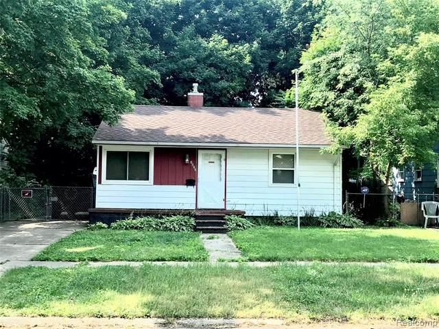 3022 Montana Avenue, Flint, MI 48506 (#2200053187) :: The Mulvihill Group