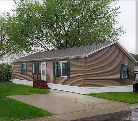 158 Spruce Dr., Jonesville, MI 49250 (#2200053191) :: RE/MAX Nexus
