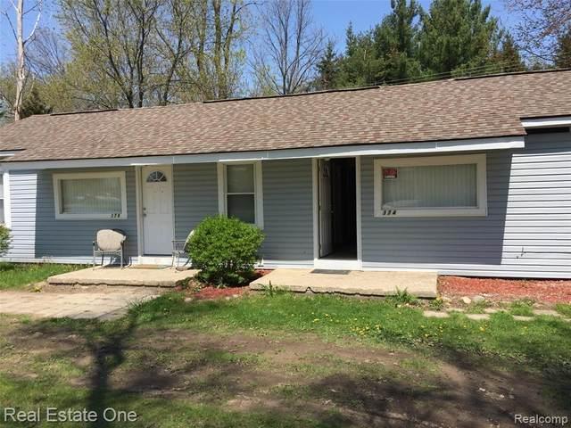 374 Waldon Road, Orion Twp, MI 48359 (#2200053192) :: GK Real Estate Team
