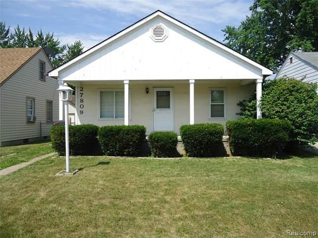27809 Van Howe Street, Roseville, MI 48066 (#2200053210) :: GK Real Estate Team