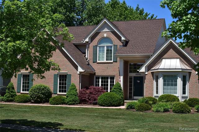 16862 Abby Cir Circle, Northville, MI 48168 (#2200053220) :: Alan Brown Group