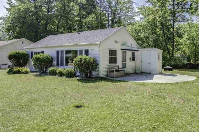 7296 Hemlock, Lexington Twp, MI 48450 (#58050017033) :: The Alex Nugent Team   Real Estate One