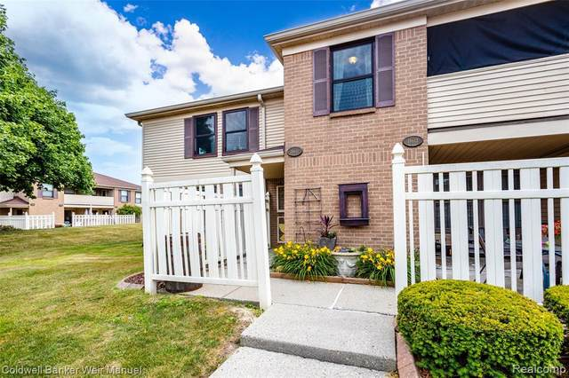 19611 Northridge Drive #55, Northville, MI 48167 (#2200053307) :: Alan Brown Group