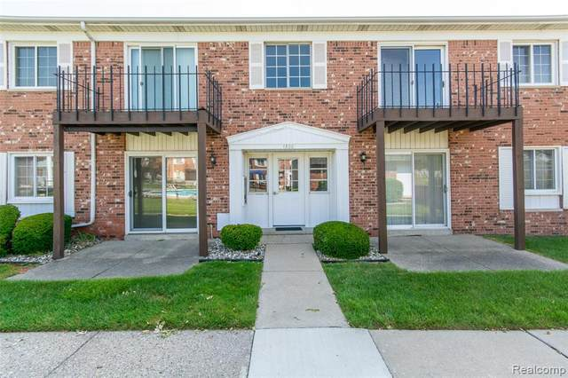 1500 Normandy Rd Apt 216, Clawson, MI 48073 (#2200053315) :: Alan Brown Group