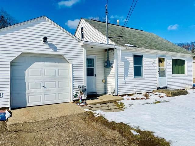 1001 Maycroft Road, Delta Twp, MI 48917 (#630000247621) :: The Alex Nugent Team | Real Estate One