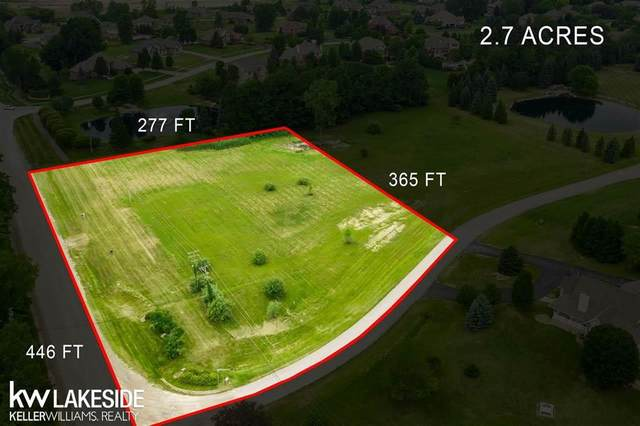 0 31 MILE LOTS 42 & 43, Washington Twp, MI 48095 (#58050017053) :: RE/MAX Nexus