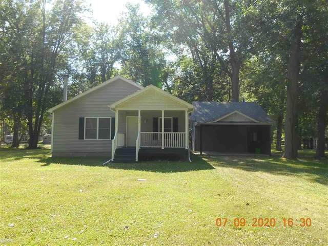 247 Monroe Blvd, Clay Twp, MI 48028 (#58050017061) :: GK Real Estate Team