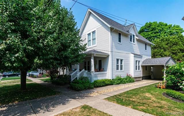 216 West Street, Northville, MI 48167 (#2200053371) :: GK Real Estate Team
