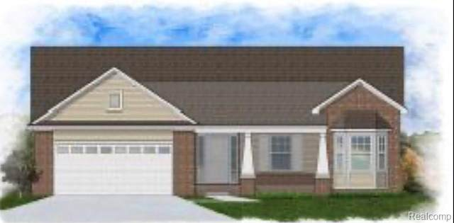 8603 Sawgrass Lane, White Lake Twp, MI 48386 (#2200053399) :: RE/MAX Nexus