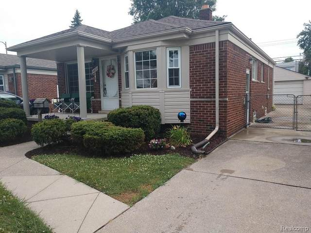 14601 Arlington Avenue, Allen Park, MI 48101 (#2200053422) :: Duneske Real Estate Advisors