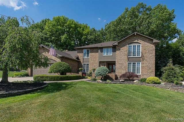 3234 Quail Ridge Circle, Rochester Hills, MI 48309 (#2200053440) :: RE/MAX Nexus