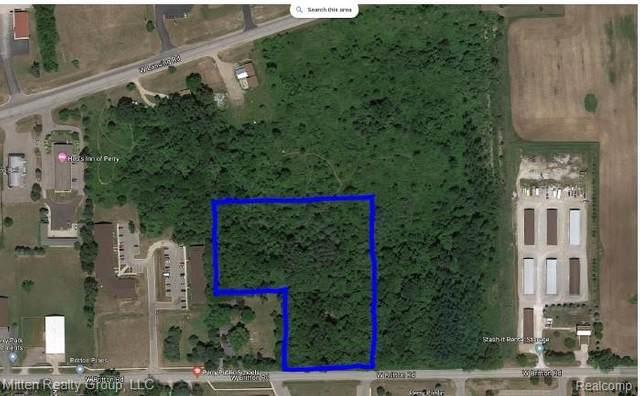 0000 W Britton Road, Perry, MI 48872 (#2200053555) :: The Alex Nugent Team | Real Estate One