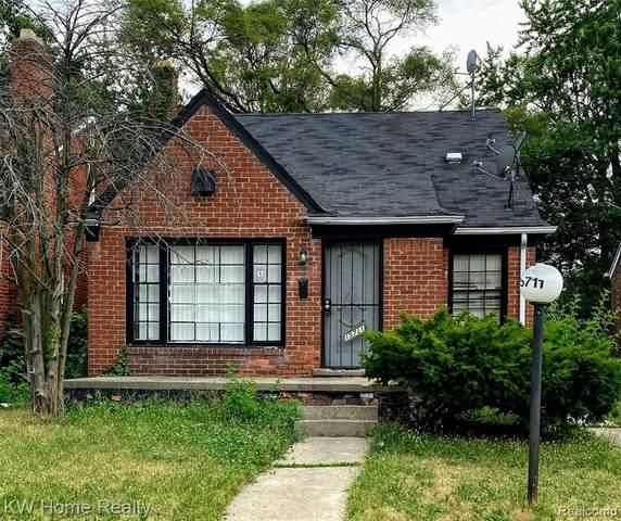 15711 Birwood Street, Detroit, MI 48238 (#2200053573) :: Alan Brown Group