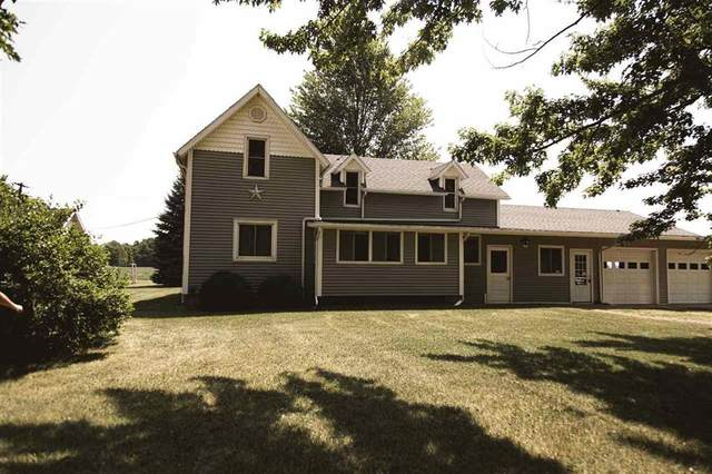 7700 N Cram Rd, New Haven Twp, MI 48867 (#5050017126) :: The Alex Nugent Team | Real Estate One