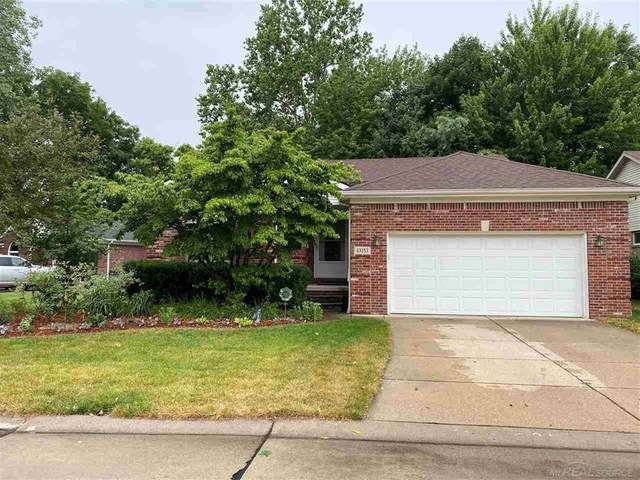43153 Tall Pines Ct, Sterling Heights, MI 48314 (#58050017127) :: Alan Brown Group