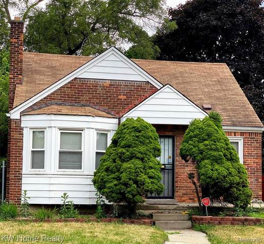 19961 Stansbury Street, Detroit, MI 48235 (#2200053605) :: GK Real Estate Team